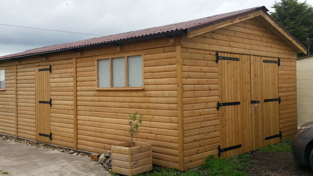 Sheds, Workshops, Summerhouses