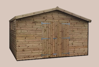 Timber Workshops Timber Garages