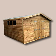 12mm Not Treated Shiplap workshops
